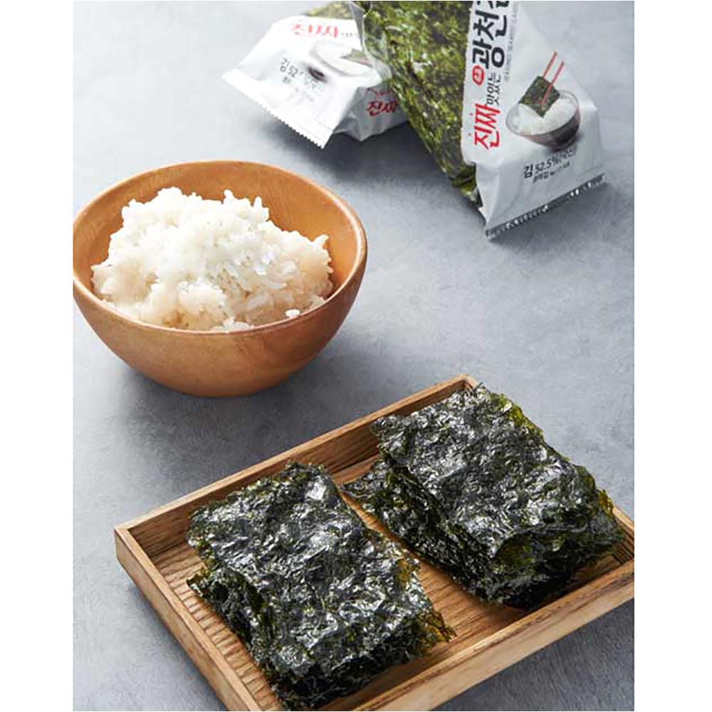 광천김(자두 4gx10) 도시락김 식탁김 광천김 상급의 광천김