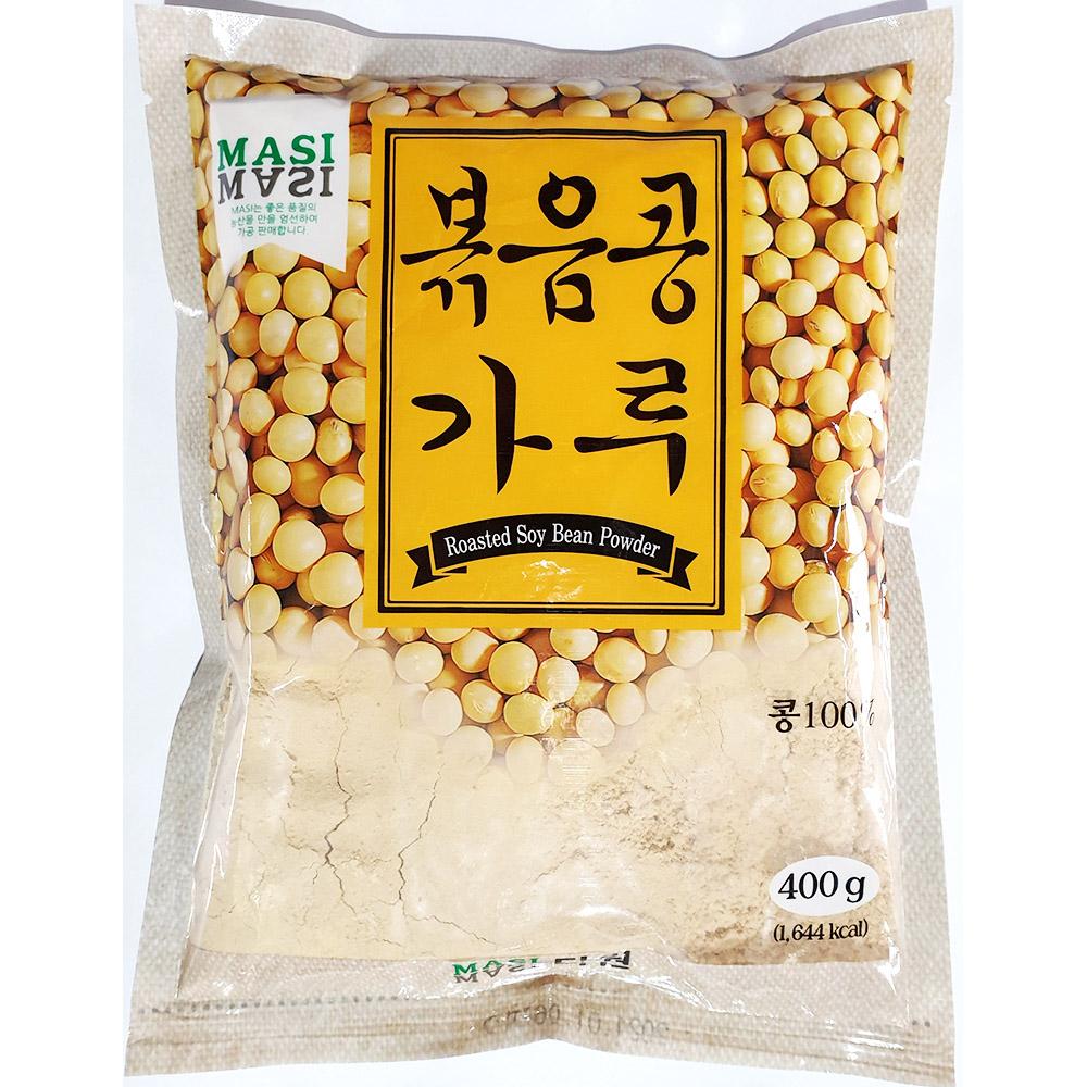 볶음콩가루(다원 400g) 콩가루 볶은콩가루 다원콩가루