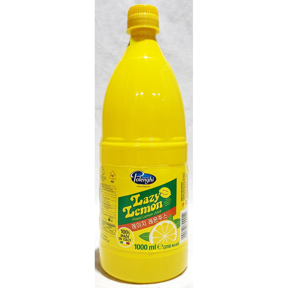 레몬주스(레이지 1L) 주스 액상음료베이스 레몬쥬스