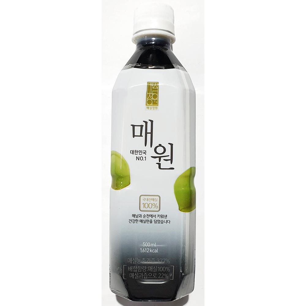 매원(보해 500ml) 매실원액 보해매원 매실엑기스