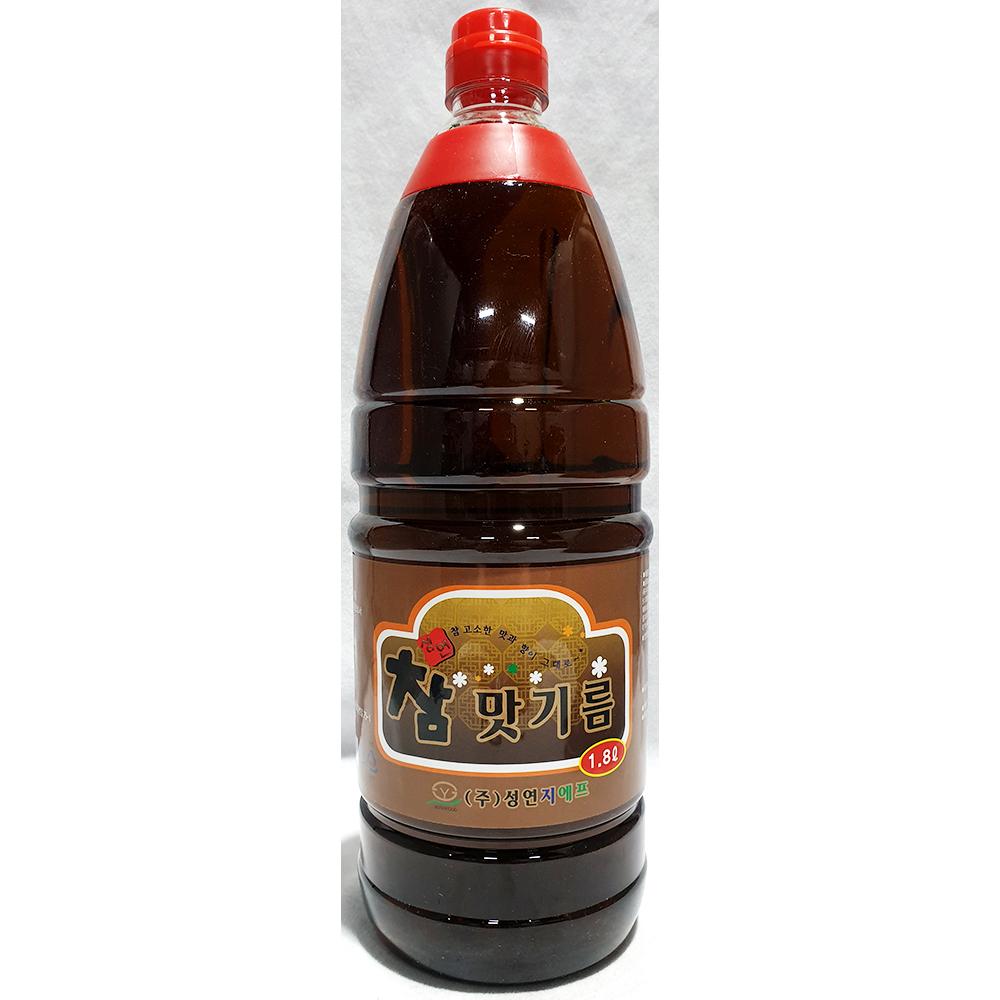 참맛기름(성연 1.8L) 맛기름 조미기름 향기름