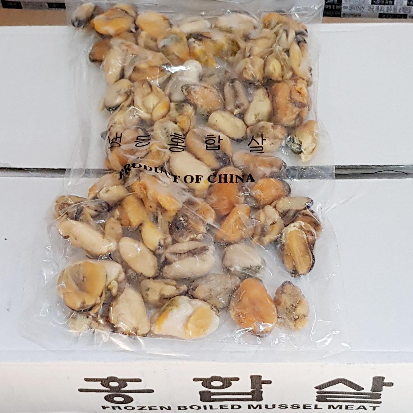 홍합살(예림 100_200 200g)X10 냉동홍합살 냉동수산물 수산물 홍합살