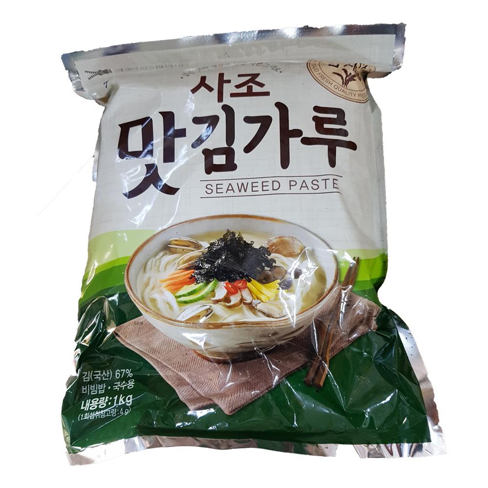 김가루(사조 1k) 김가루 가루김 조미김 조미김가루