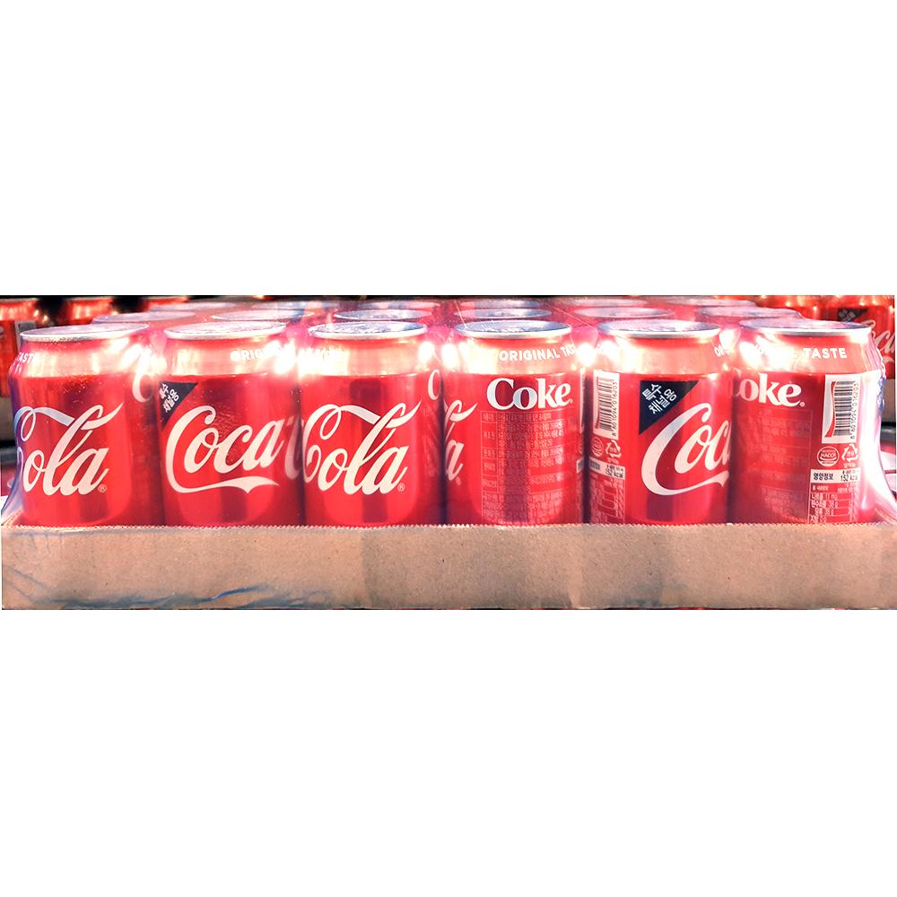 코카콜라캔(355mlx24) 코카콜라캔