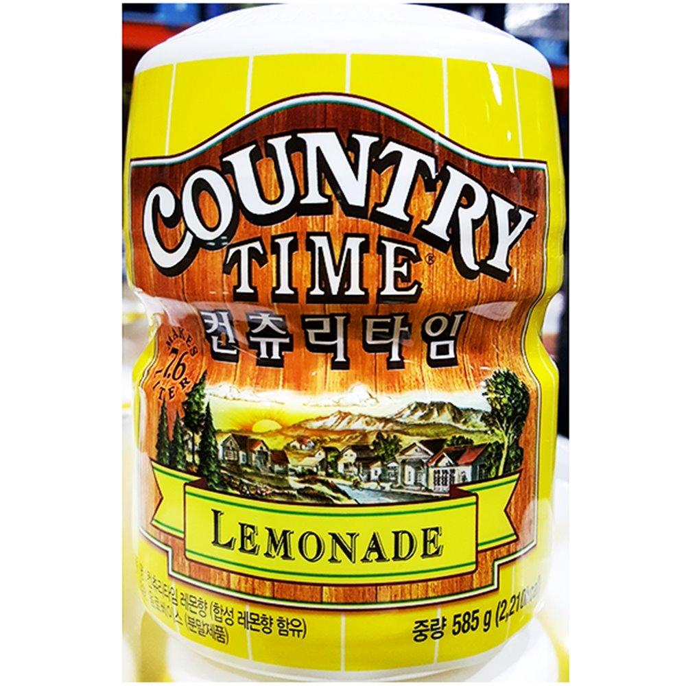 레몬가루(동서 585g) 레몬가루 레몬음료 음료베이스(가루)