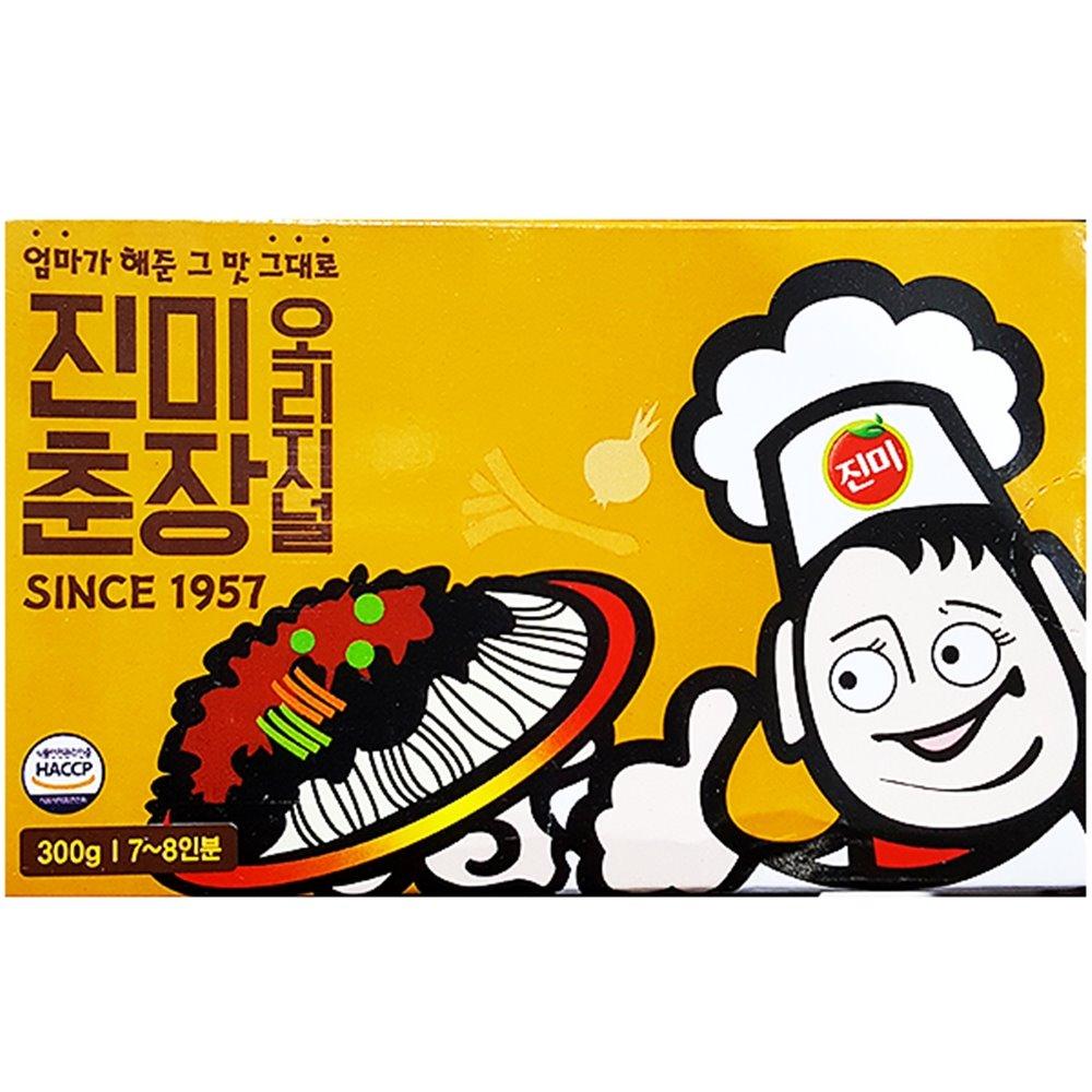 춘장(진미 300g) 춘장 중식춘장 중국집춘장