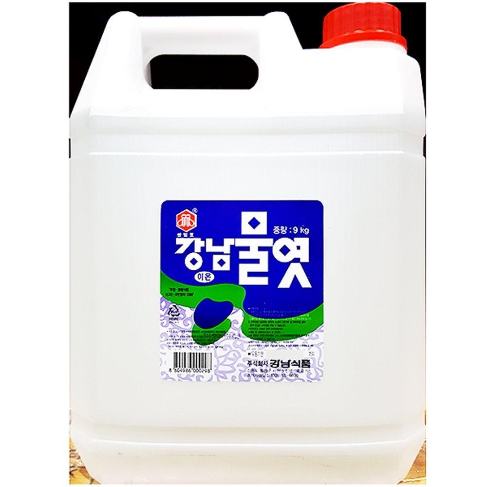 [더산식자재]흰물엿(강남 9K)