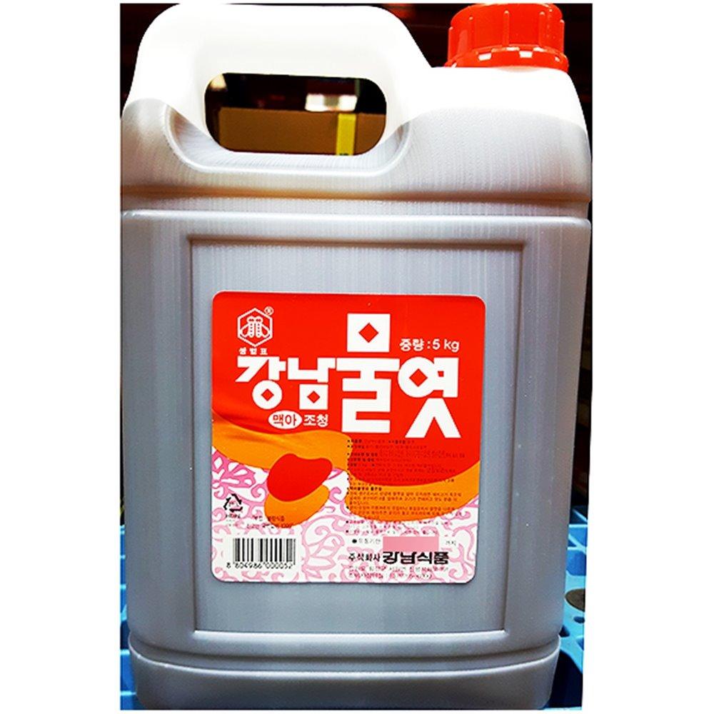 [더산식자재]황물엿(강남 5K)