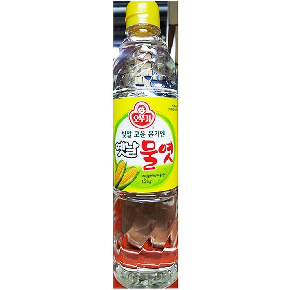 [더산식자재]흰물엿(오뚜기 1.2K)