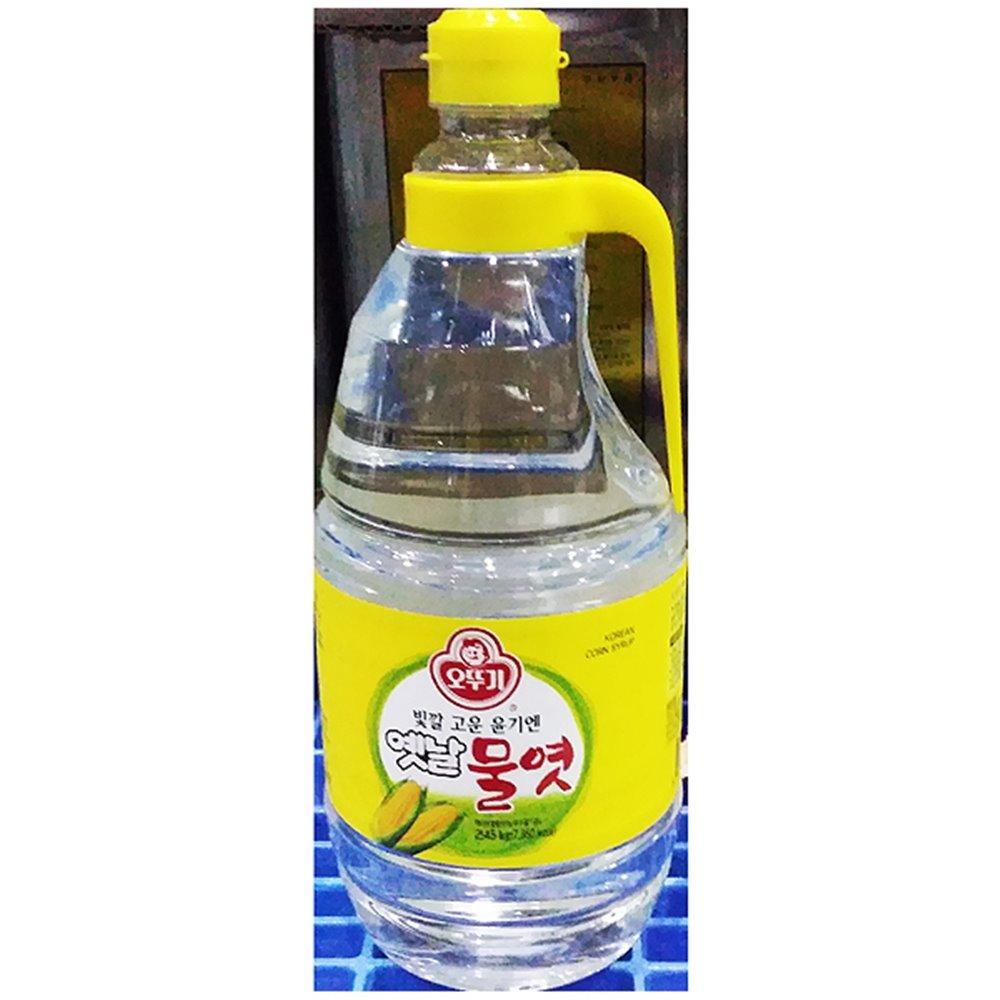 [더산식자재]흰물엿(오뚜기 2.45K)