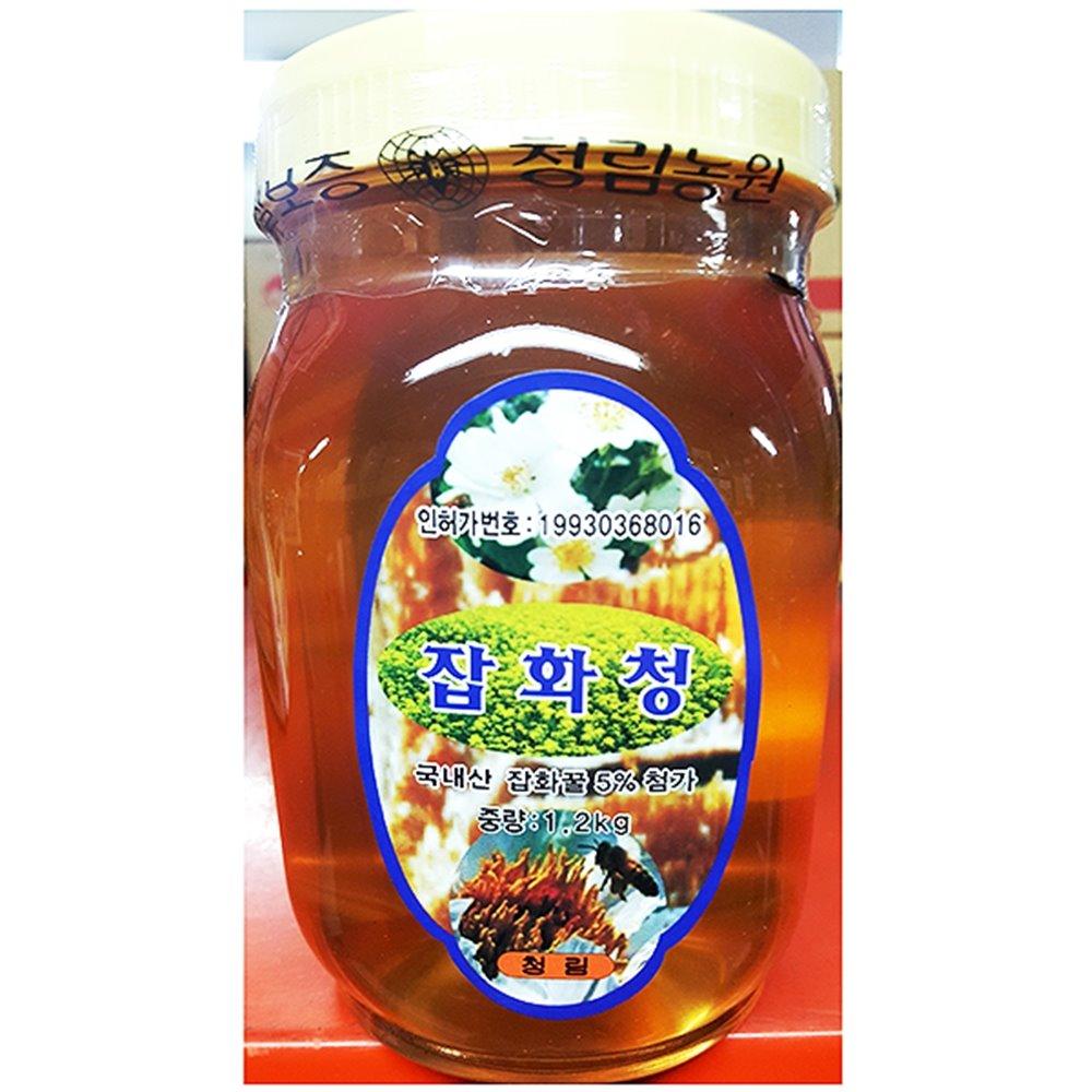 잡화꿀(청림 1.2K) 잡화꿀 꿀