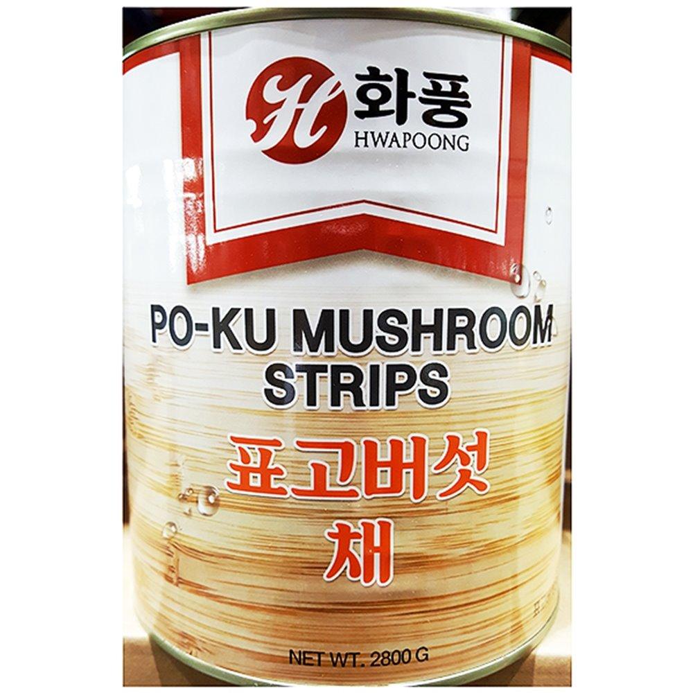 표고버섯캔(채 화풍 2.8K) 버섯캔 버섯통조림 표고버섯 통조림