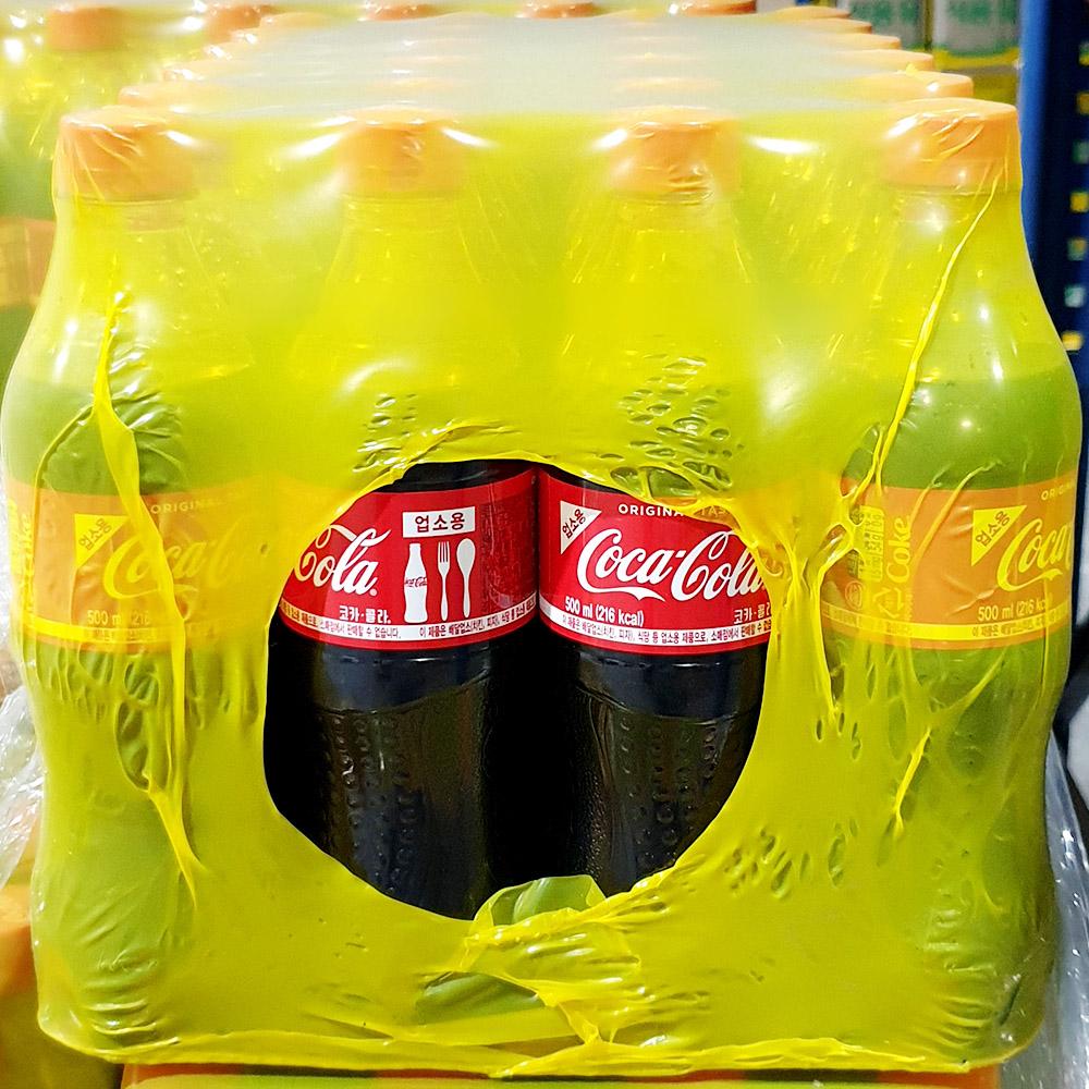 코카콜라(업소용 500mlx24) 코카콜라업소용