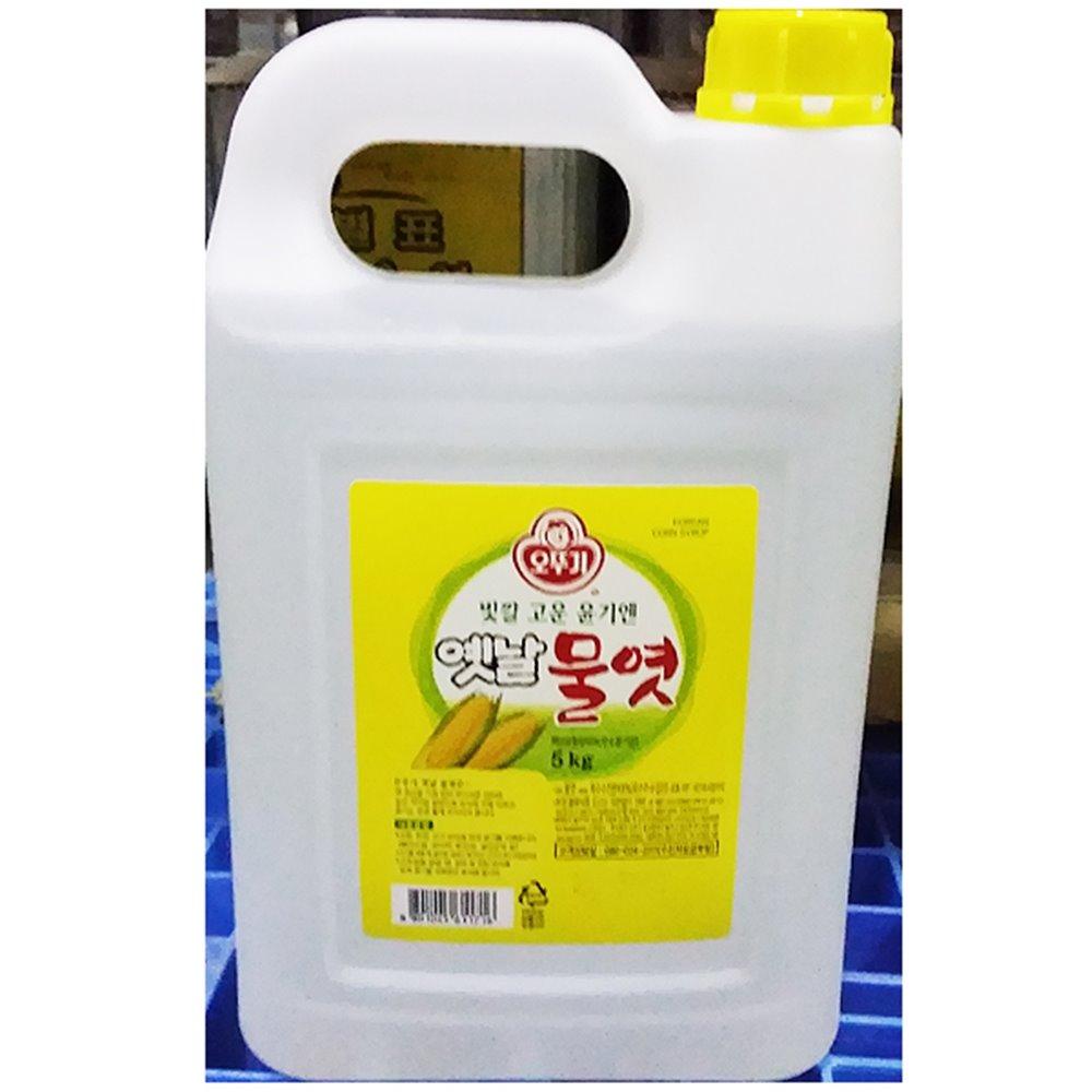 [더산식자재]흰물엿(오뚜기 5K)