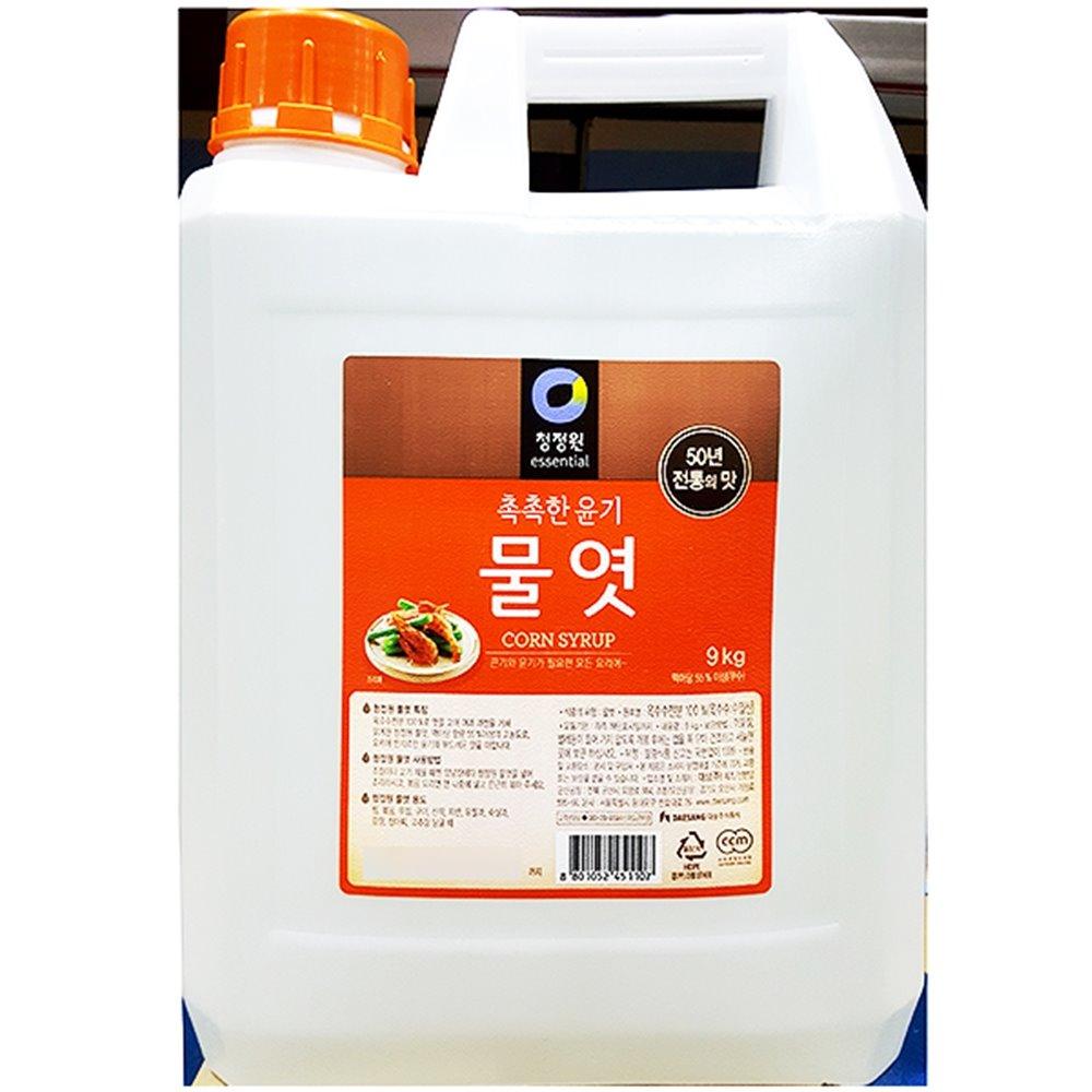 [더산식자재]흰물엿(대상 9K)