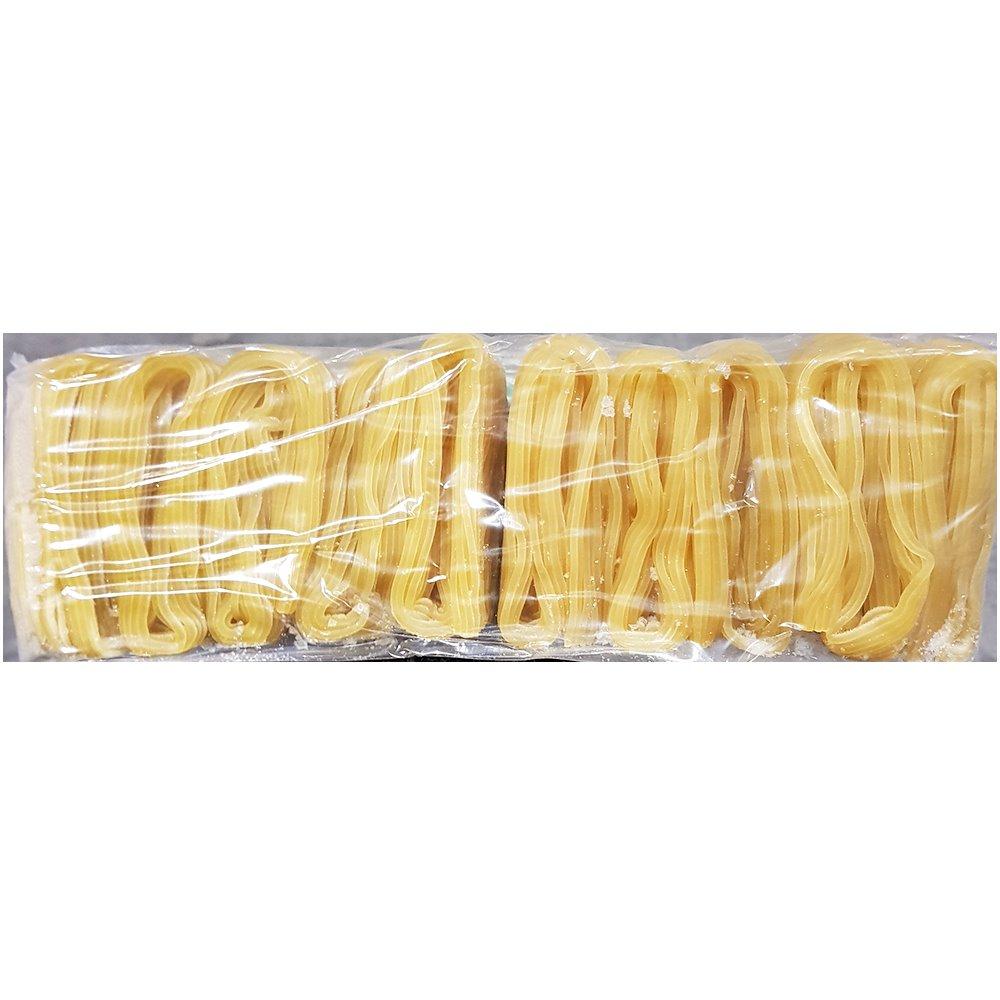 맛찬들 쫄면사리(200gx10) 쫄면사리 쫄면재료 즉석식품 간식 분식재료 쫄면