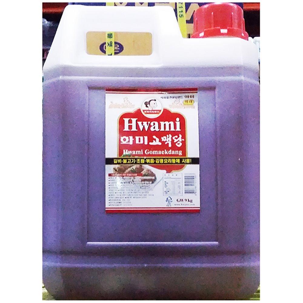 [더산식자재]황물엿(화미 9K)