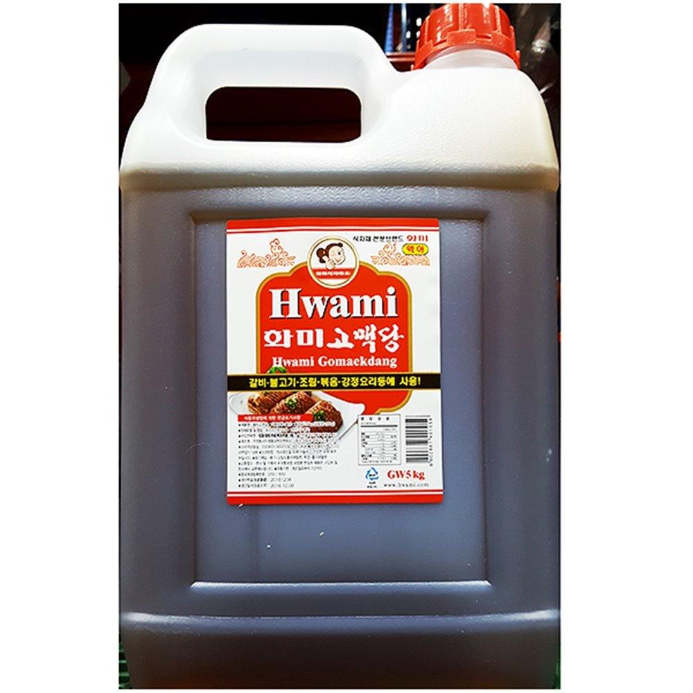 [더산식자재]황물엿(화미 5K)