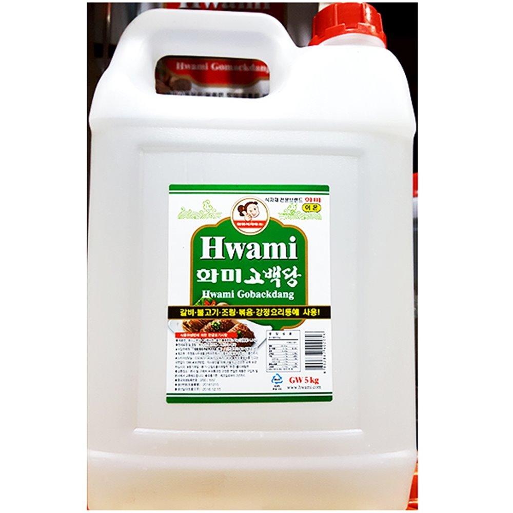 [더산식자재]흰물엿(화미 5k)