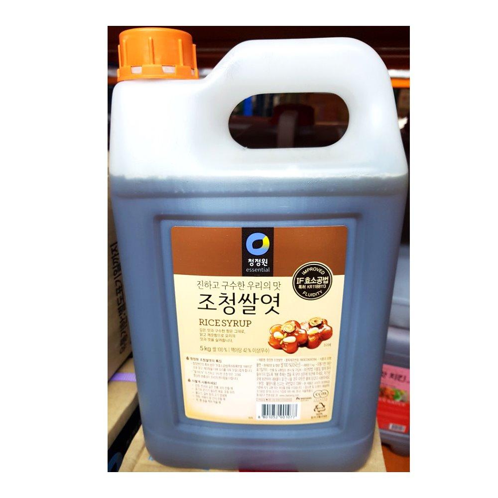 [더산식자재]조청쌀엿(대상 5K)