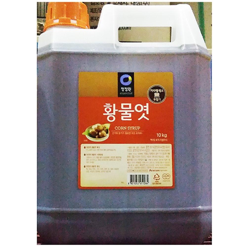 [더산식자재]황물엿(대상 10K)