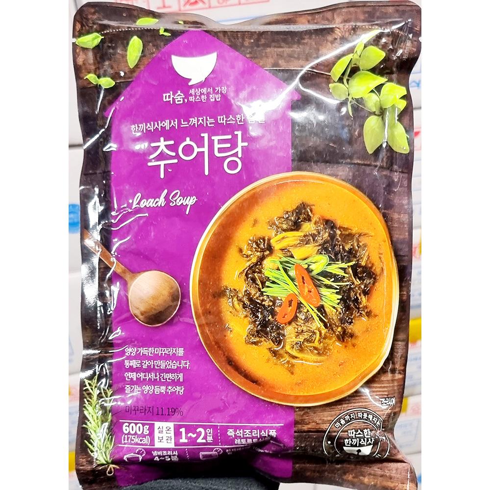 추어탕(선미 600g)X25