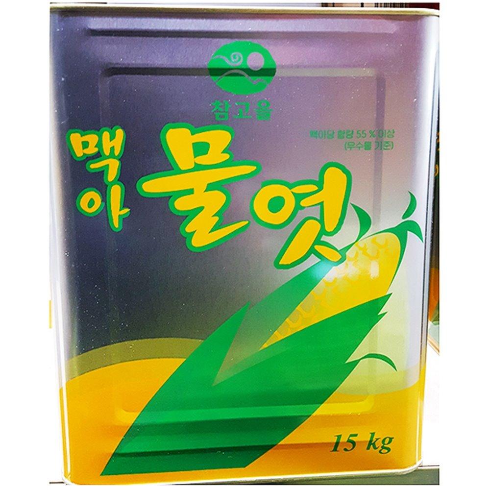 [더산식자재]흰물엿(참고을 15K)