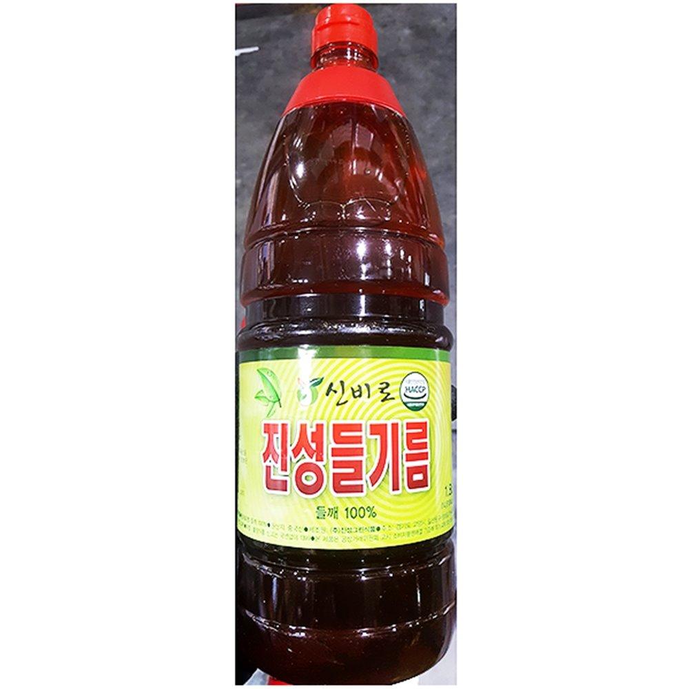 들기름(진성 1.8L) 들기름 들맛기름