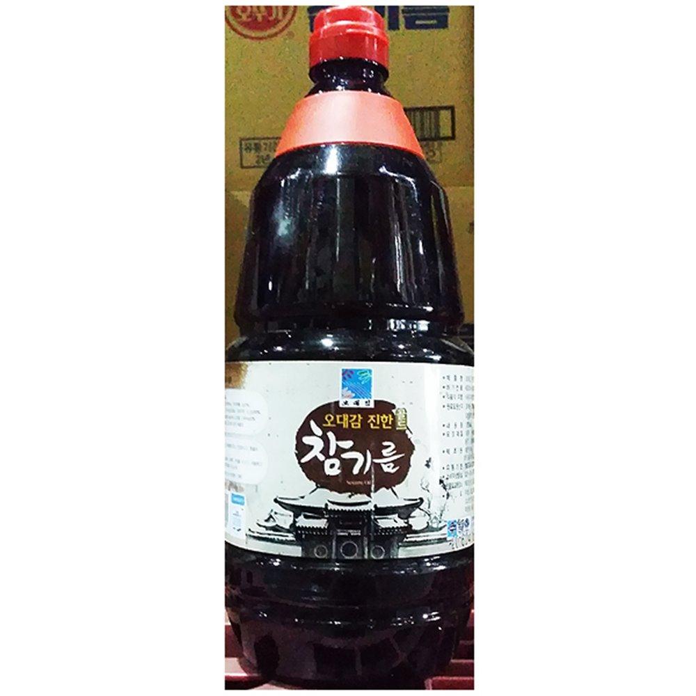 [더산식자재]맛기름(오대감 1.75L)