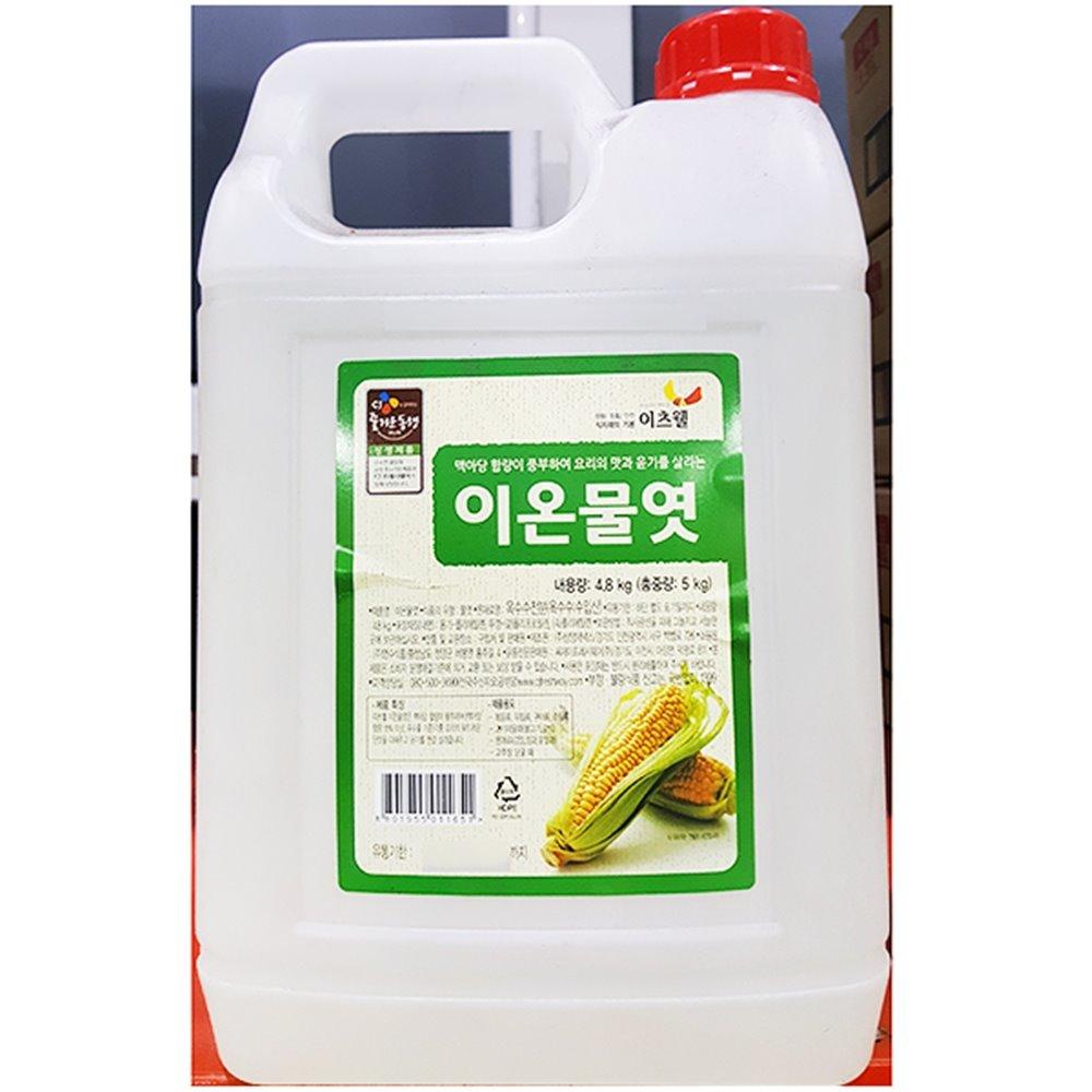 [더산식자재]흰물엿(이츠웰 5k)