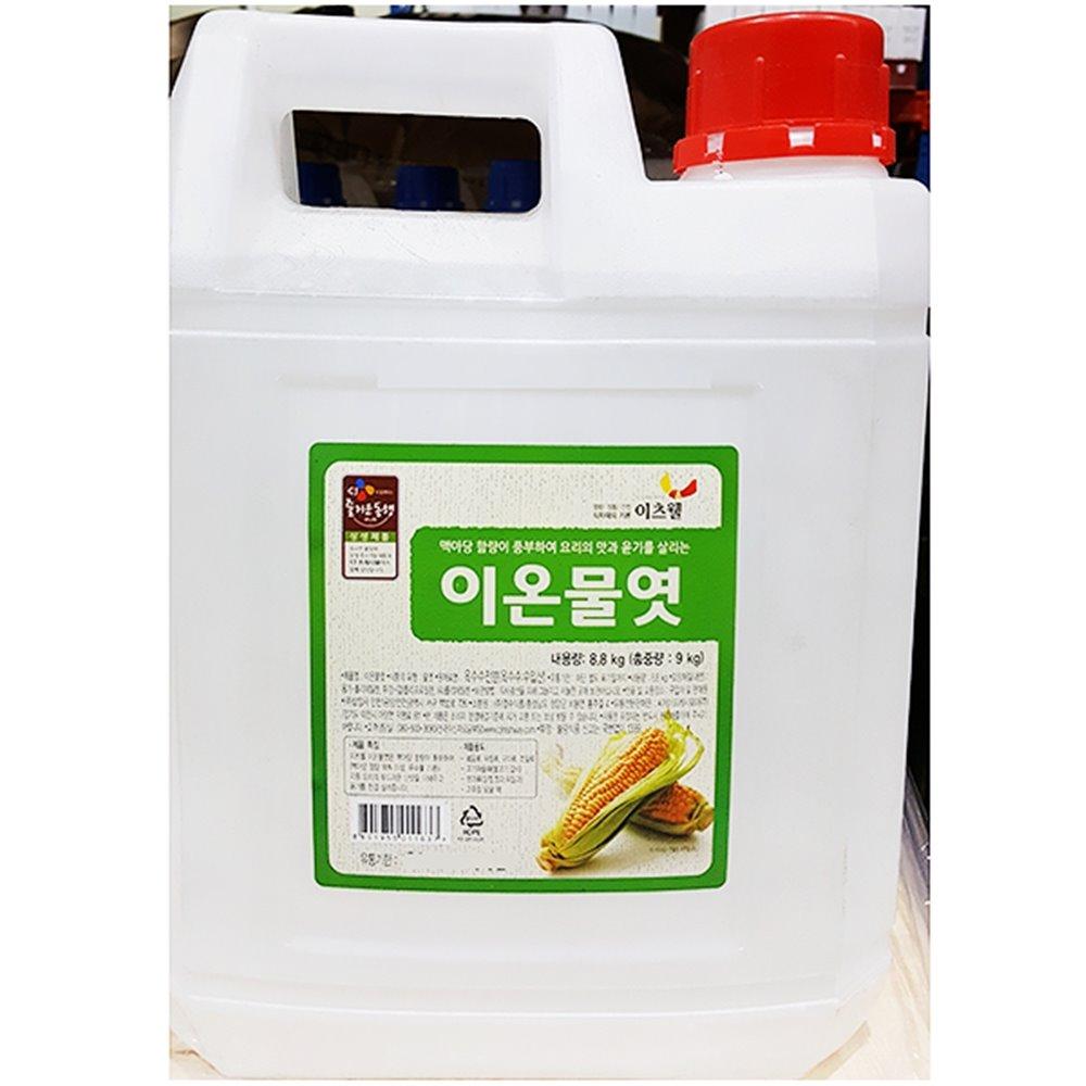 [더산식자재]흰물엿(이츠웰 9k)