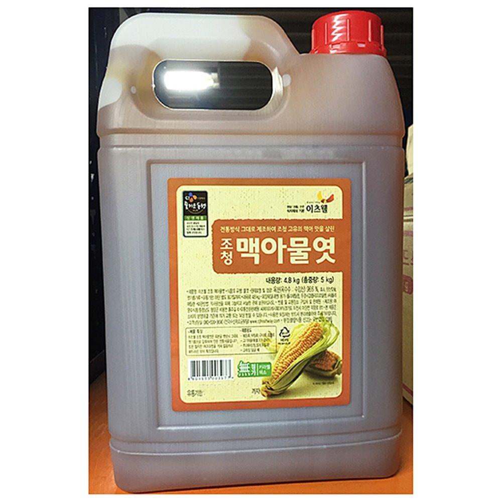 [더산식자재]황물엿(이츠웰 5k)