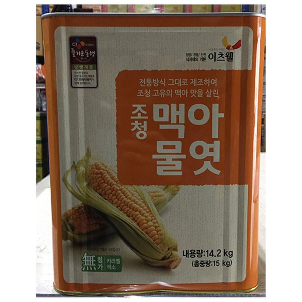 [더산식자재]황물엿(이츠웰 15k)