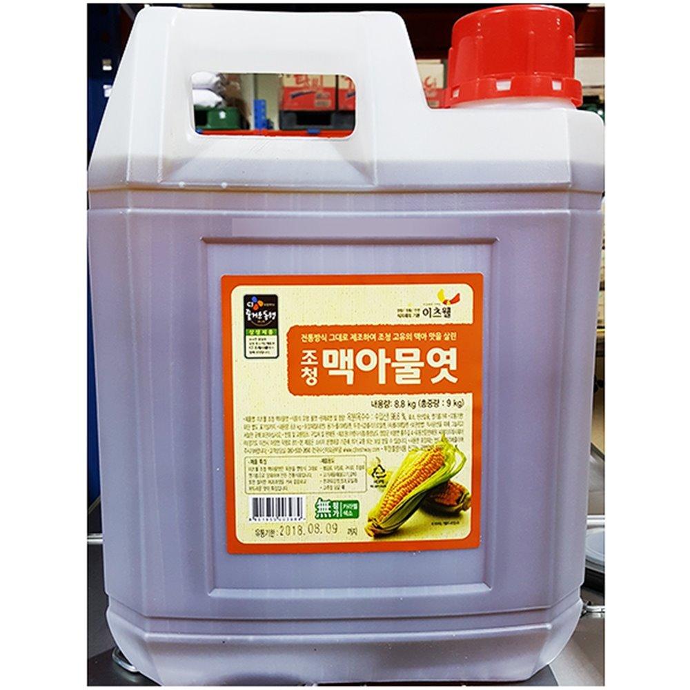 [더산식자재]황물엿(이츠웰 9k)
