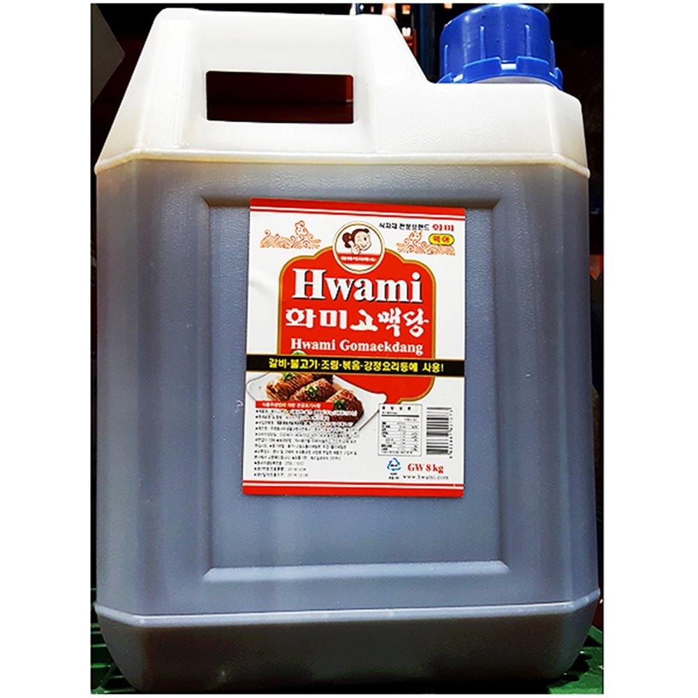 [더산식자재]황물엿(화미 8K)