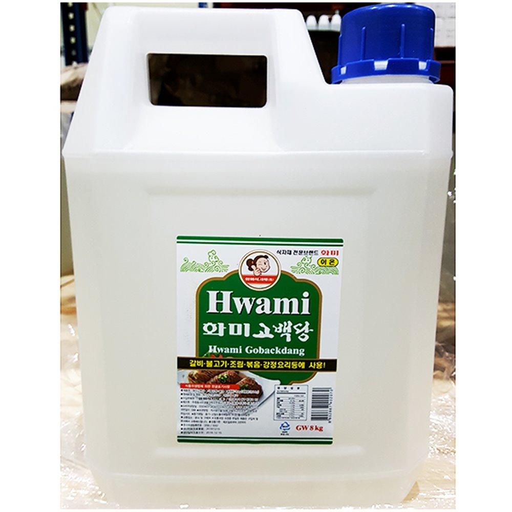 [더산식자재]흰물엿(화미 8K)