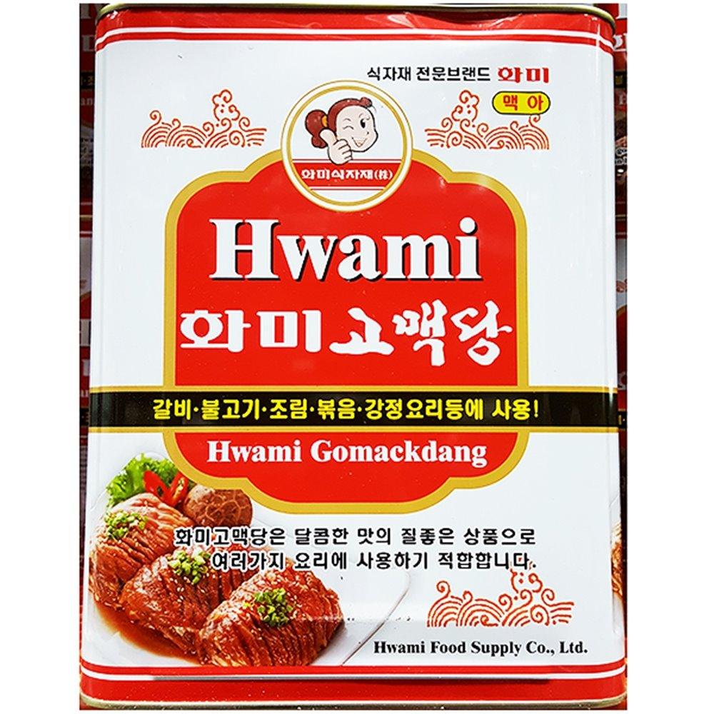 [더산식자재]황물엿(화미 14K)