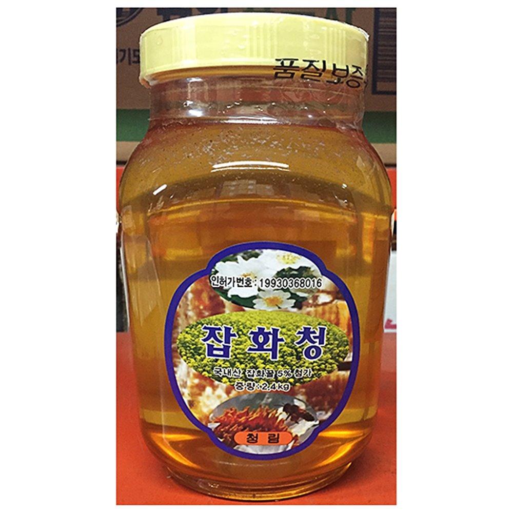 잡화꿀(청림 2.4K) 잡화꿀 꿀