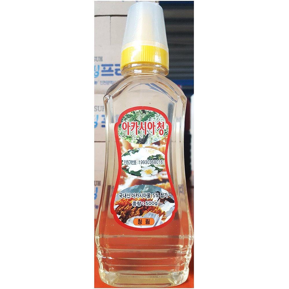 아카시아꿀(청림 500g) 아카시아꿀 꿀