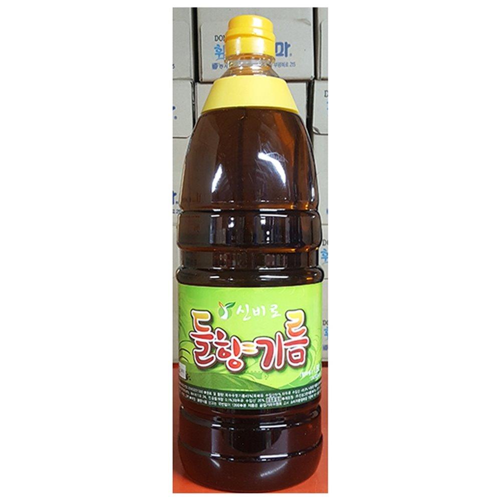 들향기름(진성 1.8L) 들기름 들맛기름