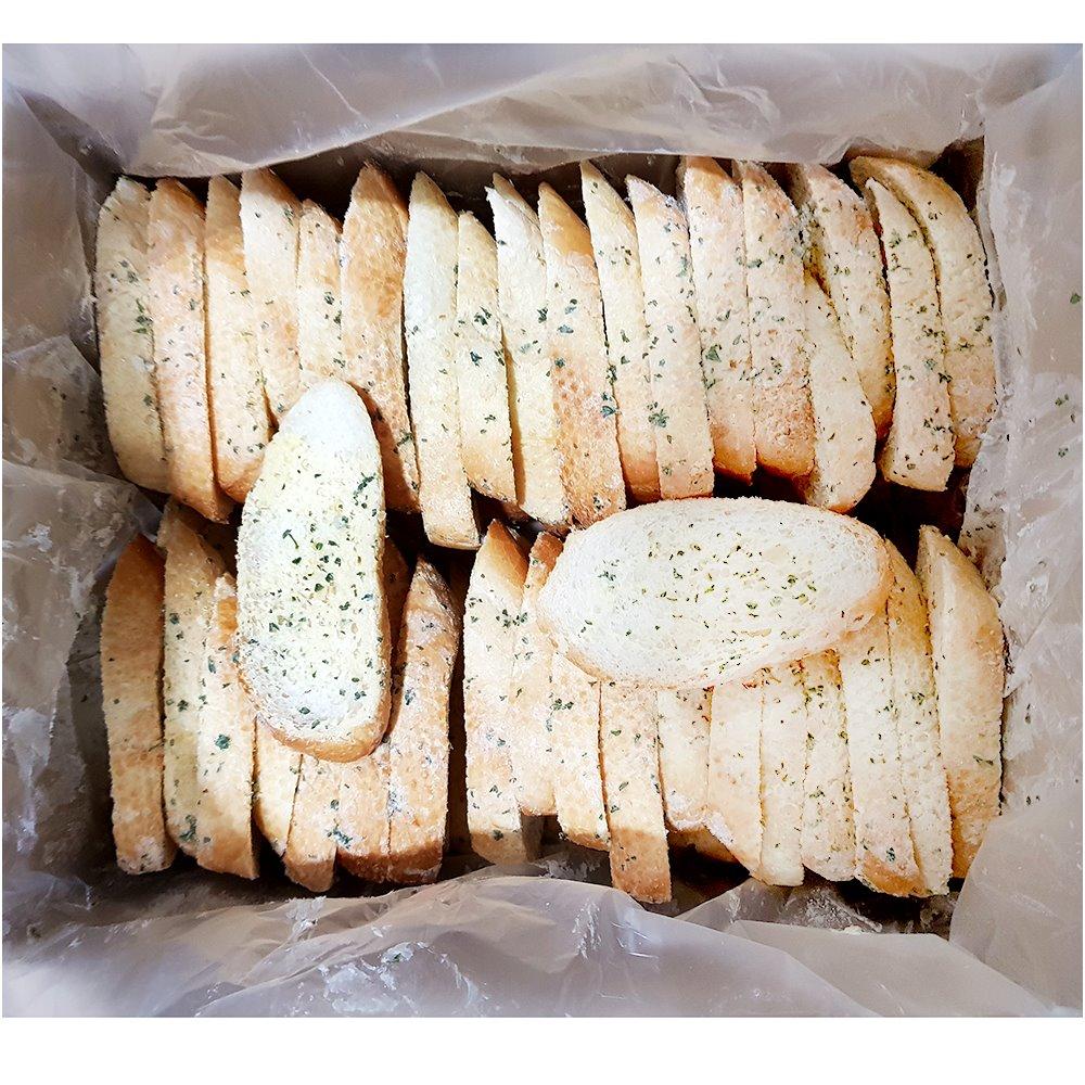 오룡 마늘빵 1K 마늘빵 빵 즉석식품 간식 분식재료