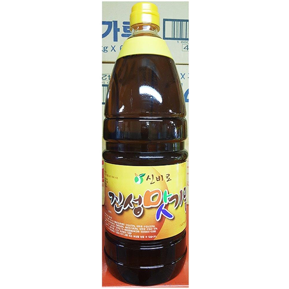 [더산식자재]맛기름C 노랑(진성 1.8L)