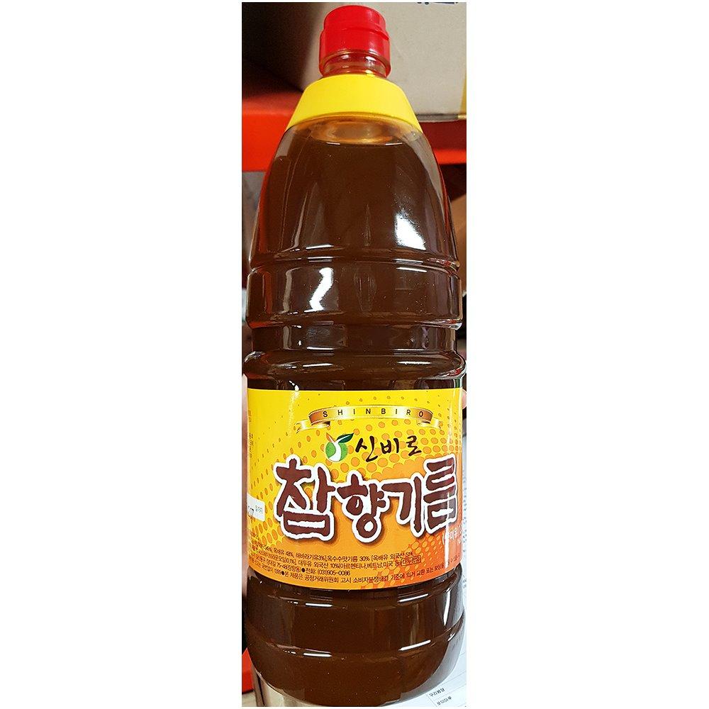 [더산식자재]맛기름(참깨 진성 1.8L)