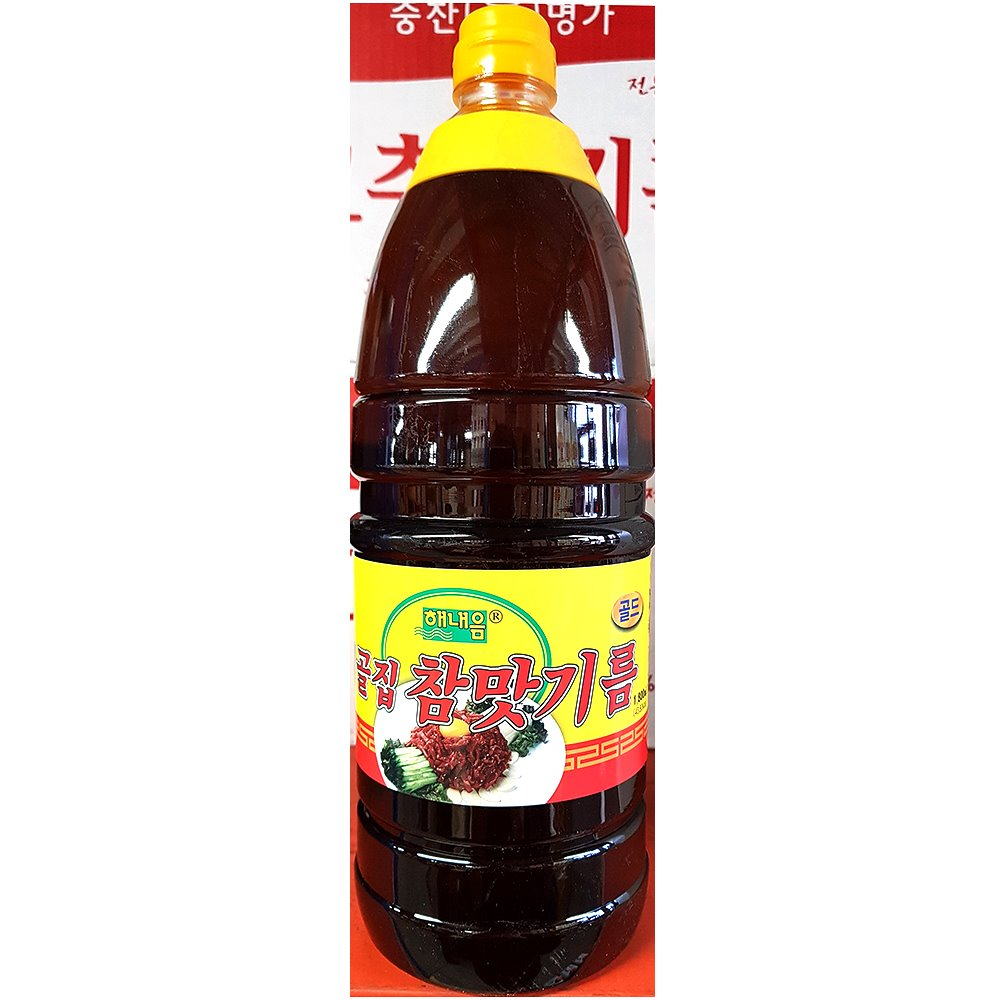 [더산식자재]맛기름(해내음 1.8L)