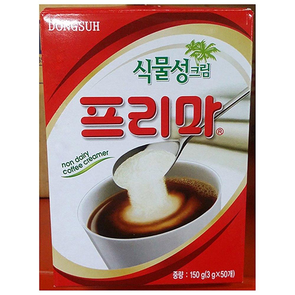 프리마(원두용이지컷 동서 3gx50T)X2 프리마 커피프리마 커피프림