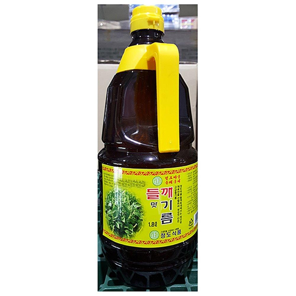 [더산식자재]들기름(B 정도 1.8K)