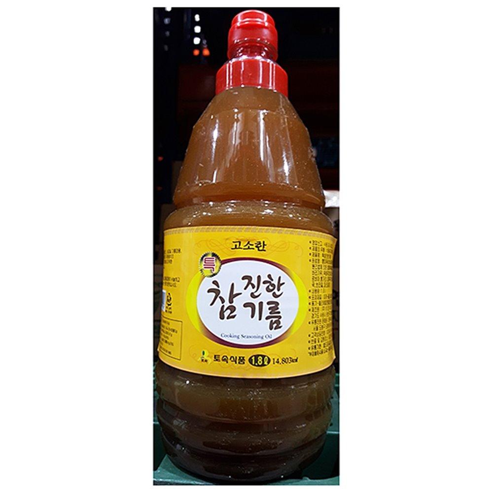 [더산식자재]맛기름(A 토속 1.8L)
