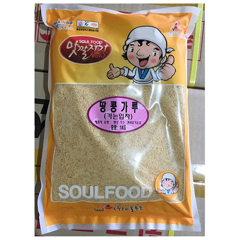 땅콩가루(맛깔 1k) 땅콩 땅콩가루 땅콩분말 가루