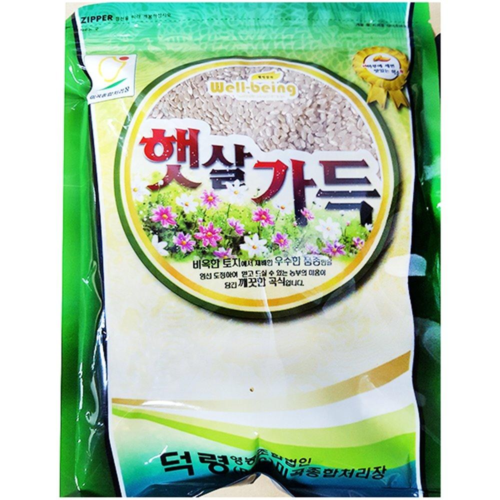 현미(덕령 1K) 현미쌀