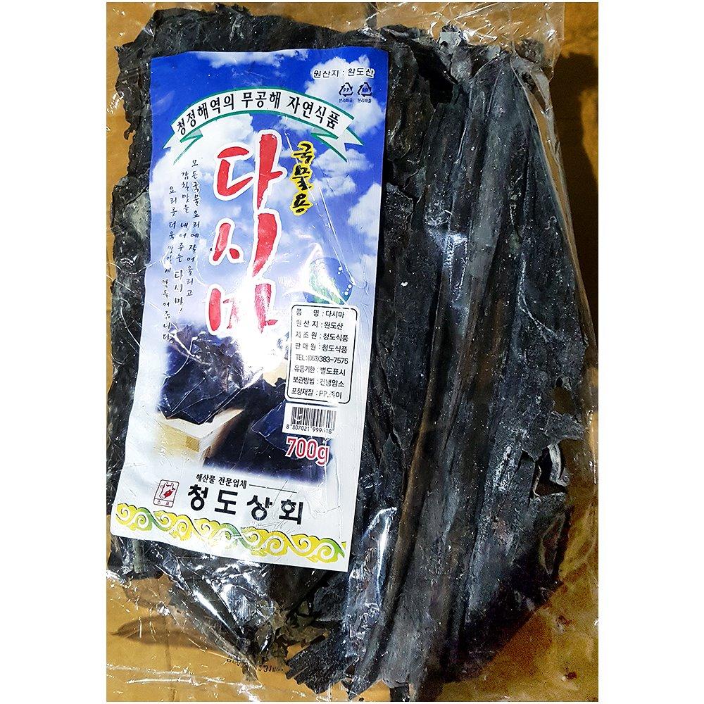 건다시마(파지 청도 700g) 다시마 건다시마 마른다시마